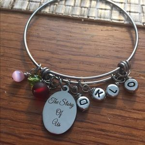 Jewelry - NEW!  Tell YOUR story!  Couples / Family Bracelet